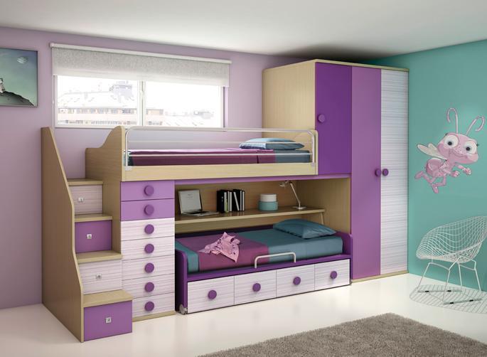 Dormitorios Juveniles Carpintero Murcia